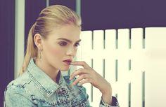Sarah M managed by Fanjam Model Management, portfolio image.