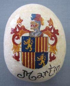 Heraldico en piedra