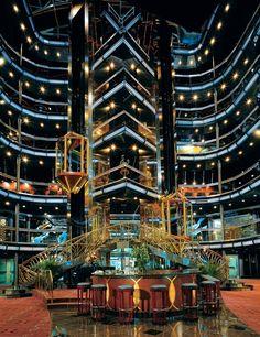 Carnival Fascination Atrium