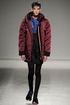 John Galliano Fall-Winter 2014 Men's Collection