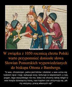 Znalezione obrazy dla zapytania 1050 lat chrztu polski slowianie