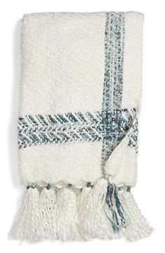 Nordstrom at Home Nordstrom at Home 'Karina' Throw Blanket available at #Nordstrom