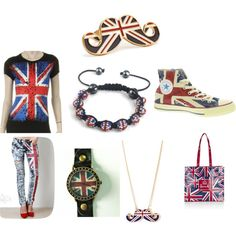 """""""im a british girl"""" by c-dookhoo on Polyvore"""