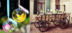 Summer mood: flower power - Matrimonio .it : la guida alle nozze