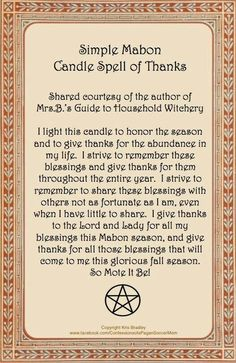 Mabon Candle Spell ~* True Equinox in Northern Hemisphere: Tuesday September @ am. Enjoy and Mabon Blessings to all of you :)) Mabon Candle Spell ~* True Equinox in Northern Hemisphere: Tuesday September @ am. Enjoy and Mabon Blessings to all of you :)) Mabon, Samhain, Candle Spells, Candle Magic, Wicca Witchcraft, Magick, Wiccan Witch, Yule, Autumnal Equinox