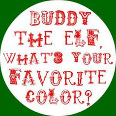 """Elf quote printables and ornament tutorial. """"We elves try to stick to the 4 major food groups - Candy, Candy Canes, Candy Corn and Syrup."""""""