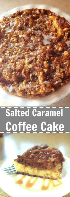One of the best memories I have is smelling my grandmother's coffee cake baking in the oven.  The aromas of brown sugar, and cinnamon coming from the kitchen were almost too much to wait for sometimes!  This easy coffee cake recipe recreates that memory for me every time, and now it can for your family.