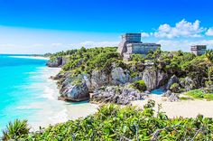 Where: With its soft sand beaches and azure waves, Tulum, Mexico, is always a good idea and a perfect destination to see with friends. Indulge your curious side by exploring the Mayan ruins in Tulum National Park.