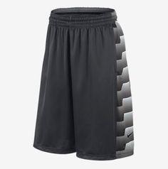 NIKE BASKETBALL SHORTS LEBRON BRUTAL GRAY WHITE DRI-FIT 589967 060 SIZE XL MEN'S #NIKE #Shorts