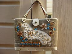 Enid Collins~! La Paloma bag