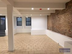Plenty of space in this renovated 1400 sq ft studio apartment. The topping on the cake is there is a private outdoor space to entertain! The kitchen is magnificent - a chef's dream! http://www.brownstonelistings.com/Clinton-Hill/Apartment/286-FLUSHING-AVE-BROOKLYN-NY/20277#BSRE #Brooklynbest