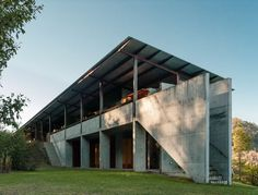 Glenn Murcutt. Boyd education centre / Ximo Michavila photo