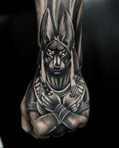 Tattoos On Hand, Best Tattoos, Dope Tattoos, Man Hand Tattoo, Black Tattoos, Full Hand Tattoo, Leg Tattoo Men, Hand Tats, Tattoo For Man