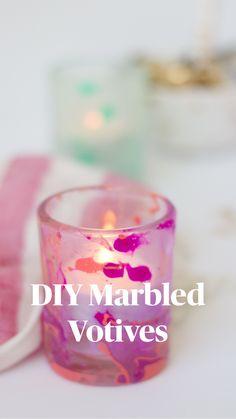 Diy Crafts To Do, Diy Crafts Hacks, Jar Crafts, Diy Crafts Videos, Diy Craft Projects, Easter Crafts, Decor Crafts, Diy Candle Crafts, Diy Candle Ideas