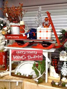 ChiPPy! - SHaBBy!: BACK from the Weekend ~ WASHINGTON STREET HoLiDay Market - Naperville, IL