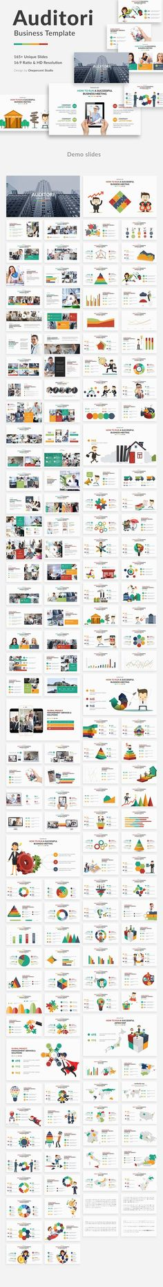 "Auditori Multipurpose Keynote Template Thank for Purchasing Auditori Multipurpose Keynote Template"".This Keynote Presentation set with Features 166 unique Business Brochure, Business Card Logo, Presentation Design Template, Design Templates, Broken Images, Creative Visualization, Creative Powerpoint Templates, Company Profile, Keynote Template"