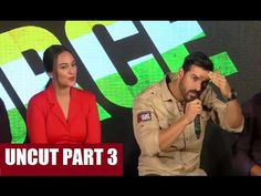RANG LAAL Song Launch | Force 2 | John Abraham, Sonakshi Sinha | PART 3 John Abraham, Sonakshi Sinha, Gossip, Interview, Product Launch, Photoshoot, Songs, Youtube, Pictures