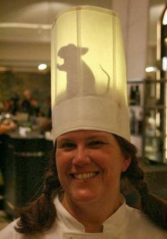 Ratatouille Halloween Costume