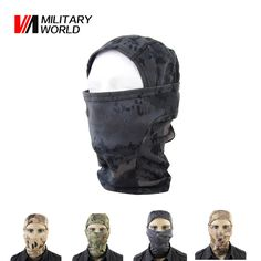 New Tactical Mask Protective Quick-drying Army Tactical Training Hunting Airsoft Paintball Full Face Balaclava Mask Acessorios Terrific Value Back To Search Resultshome