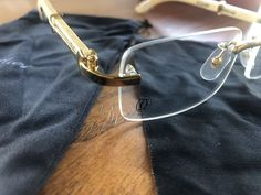Cartier Glasses for Sale in Los Angeles, CA - OfferUp Rimless Frames, Cartier, Buy Now, Jewelry Accessories, Buy And Sell, Glasses, Eyewear, Jewelry Findings, Eyeglasses