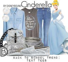 back to school | Disney Bound