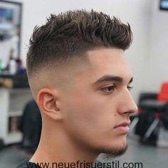 Kurz Abgeschnitten Haarschnitt