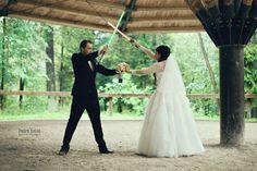 Star Wars wedding Slafko & Nika