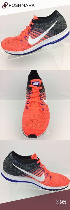 Nike Flyknit Streak Running Shoe Brand New! Nike Flyknit Streak Running Shoe  Hyper Orange Color