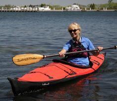 Video: Feathercraft Kurrent Kayak Review