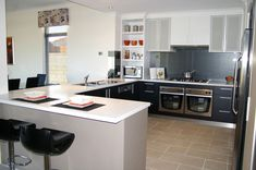 Home Kitchens Designs