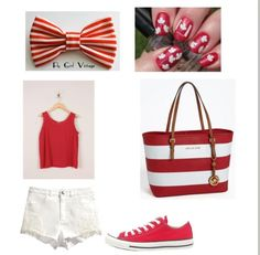 Canada day outfit Utca, Canada 150, Fitness Workout For Women, Summer Clothing, Fit Women, Outfit Of The Day, Summer Outfits, Holidays, My Style