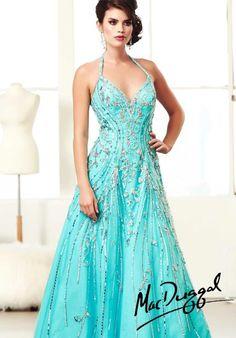 MacDuggal Dresses76568H Dress at Peaches Boutique