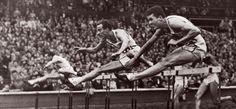 William Porter track and field | Then: Going for Gold at the 'Austerity Games': Northwestern ... OS guld 110 meter häck 1948 London.
