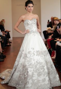 Isabelle Armstrong Spring 2015 Wedding Dresses - The Knot Blog