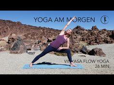 Für Yoga-Einsteiger: Ganz einfach im Fluss mitüben (Yogamour #27) - YouTube