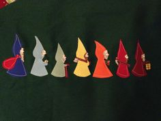 Gnomies Christmas Table Cloth, Christmas