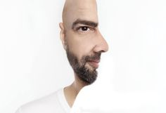 Double Face illusion - Sharenator