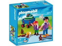 Amazon.com: Playmobil Zoo Visitors: Toys & Games