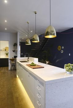 The Block Glasshouse kitchen reveals