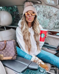 The Run Down on Winter Outfits Exposed - s t y l i s h - Winter Mode Winter Outfits For Teen Girls, Cute Winter Outfits, Winter Fashion Outfits, Look Fashion, Autumn Winter Fashion, Womens Fashion, Winter Clothes, Fall Fashion, College Winter Outfits