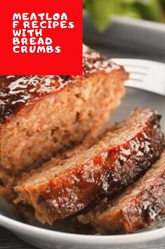 This cheesy meatloaf recipe with oatmeal is so easy to make, the ingredients are easy to find, and it can have so many variations. Basic Meatloaf Recipe, How To Make Meatloaf, Meat Loaf Recipe Easy, Meatloaf Recipes, Bread Recipes, Healthy Meatloaf, Meatloaf With Breadcrumbs, Healthy Finger Foods, Healthy Recipes