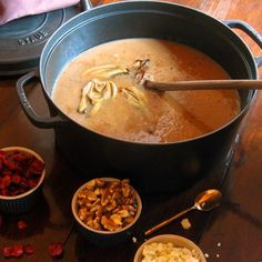 roasted fennel soup
