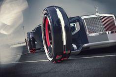 Rolls Royce Eidolon - Conceptual Design