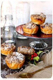 """Cupcakes a gogó: Tartitas de manzana estilo """"WIEN"""" http://www.cupcakesagogo.es/2014/12/tartitas-de-manzana-estilo-wien.html?m=1"""