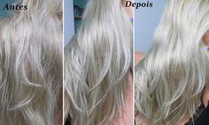 Proteja seus fios da química e evite o ressecamento. Descubra como fazer hidratação de cabelos loiros usando apenas ingredientes naturais. Make Beauty, Beauty Care, Beauty Hacks, Health And Fitness Tips, Beauty Recipe, Hair Inspiration, My Hair, Eyebrows, Blonde Hair