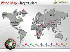 World map ppt order nowhttppowerpointmapsonline world map ppt order nowhttp gumiabroncs Choice Image
