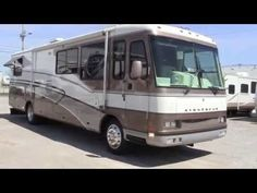 1999 Airstream Cutter 35 class A diesel pusher motorhome…SOLD! Check out walk-through video of coach on our YouTube channel!  www.HelpSellMyRV.com  Louisville Kentucky 502-645-3124