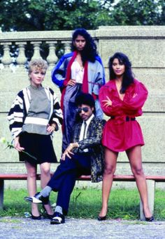 "welcometothedawn: "" ⭐ Vanity 6 and Morris Day. ⭐ """