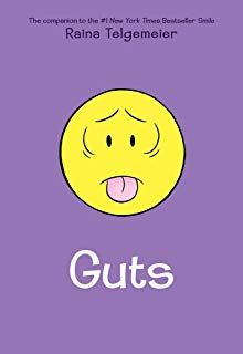 Buy Guts by Raina Telgemeier at Mighty Ape NZ. Raina wakes up one night with a terrible upset stomach. Her mom has one, too, so it's probably just a bug. Raina eventually returns to school, where s. Funny True Stories, Feeling Sick, Chapter Books, Book Lists, Reading Online, Books Online, Audio Books, Good Books