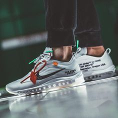 Nike Air Max 97 OFF WHITE (Ghosting Collection)